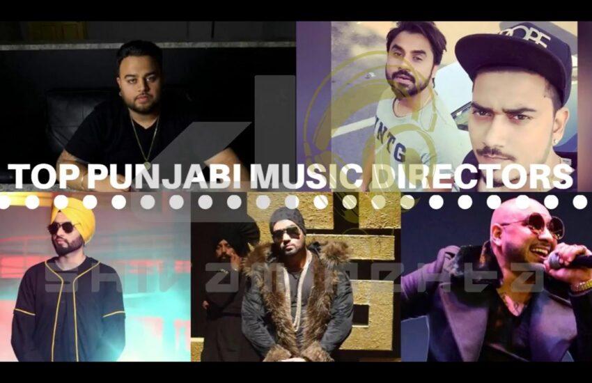 punjabi music directors